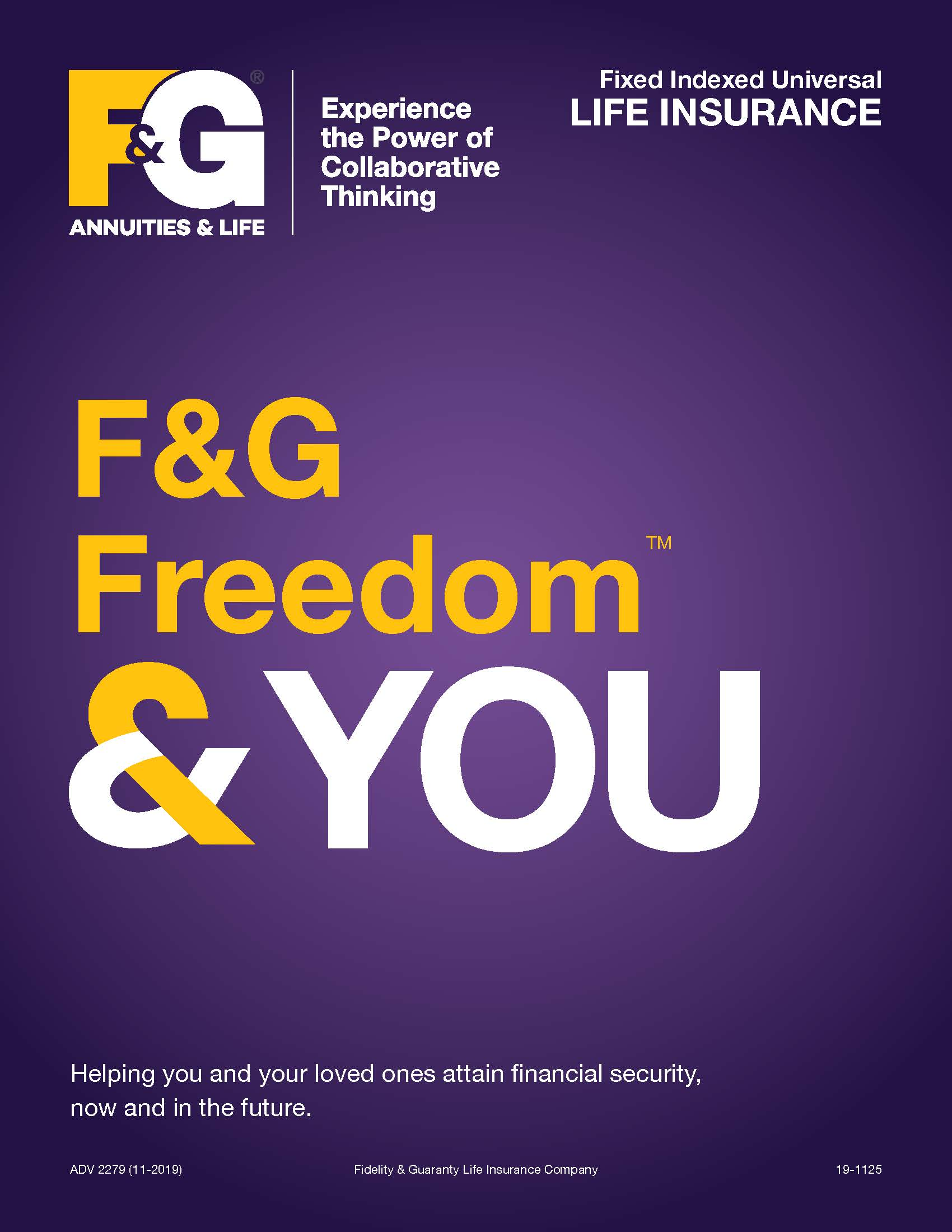 Doing Business with F&G